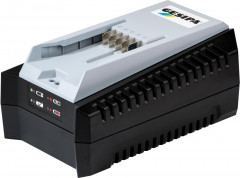Chargeur pour riveteuse et pince à écrous aveugle 100-240V/21V