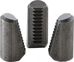 Jeu de mors de serrage pour riveteuse Taurus 1-4 3 pièces
