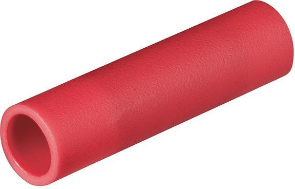 Cosse manchon rouge 0,5-1mm2