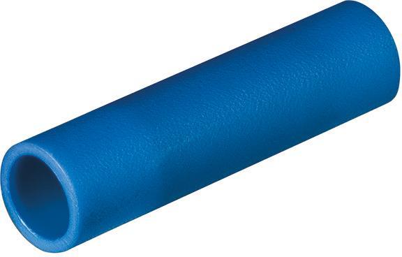 Cosse manchon bleu 1,5-2,5mm2