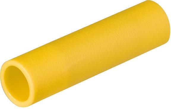 Cosse manchon jaune 4-6mm2