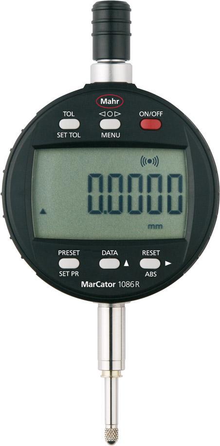 Comparateur numérique MarCator 4337134 0,0005/12,5mm