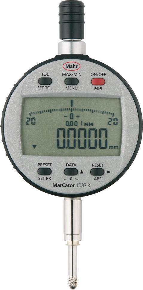 Comparateur numérique MarCator 0,0005/50mm 1087R