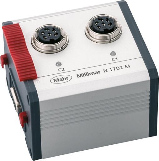 Module pour 2 palpeurs Millimar C1702M